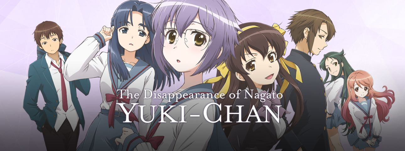 The Disappearance of Nagato Yuki-Chan Full Movie English