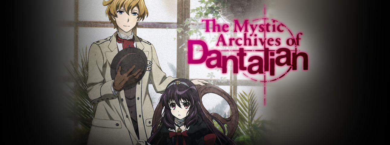 The Mystic Archives of Dantalian Full Movie English