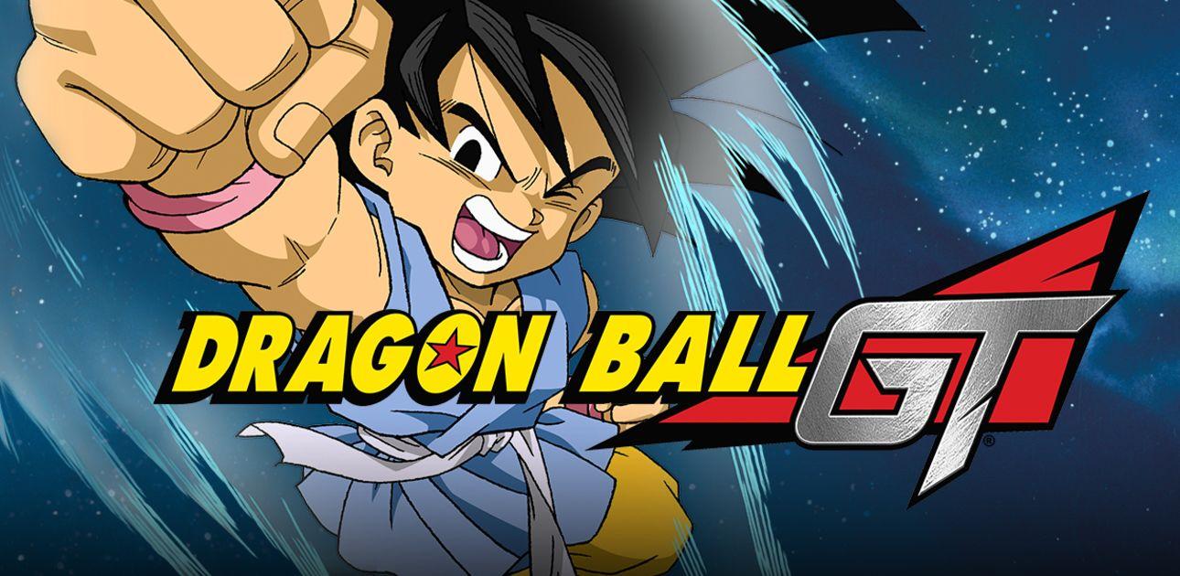 dragonball gt stream