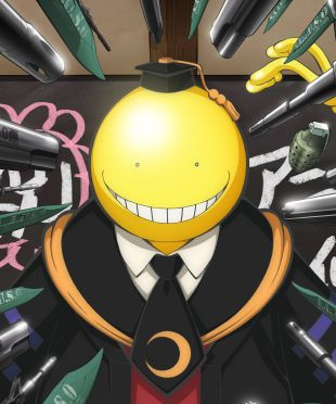 Watch Assassination Classroom Online