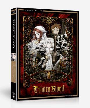 Trinity Blood Stream