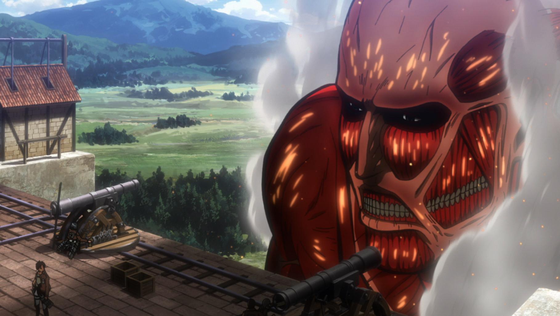 Watch Attack on Titan Season 1 Episode 4 Anime Uncut on ...