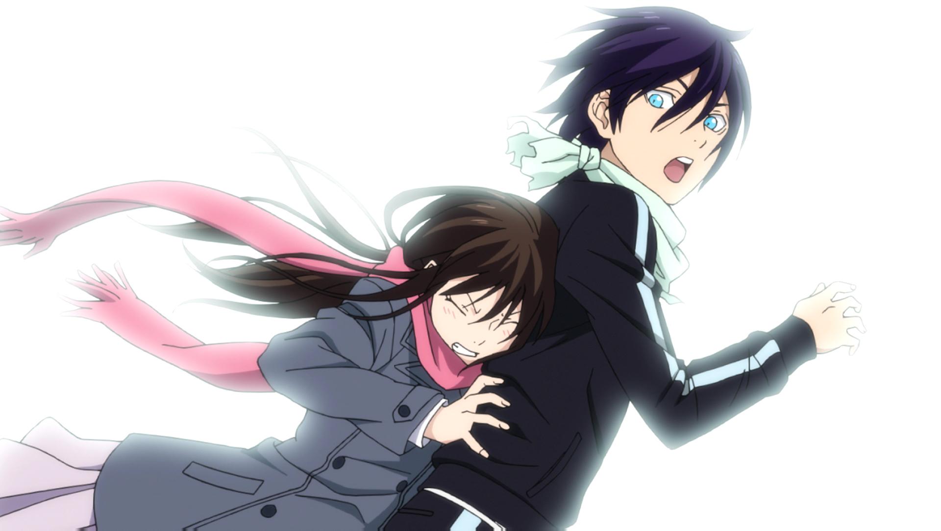 Watch noragami season 1 episode 1 sub dub anime uncut funimation