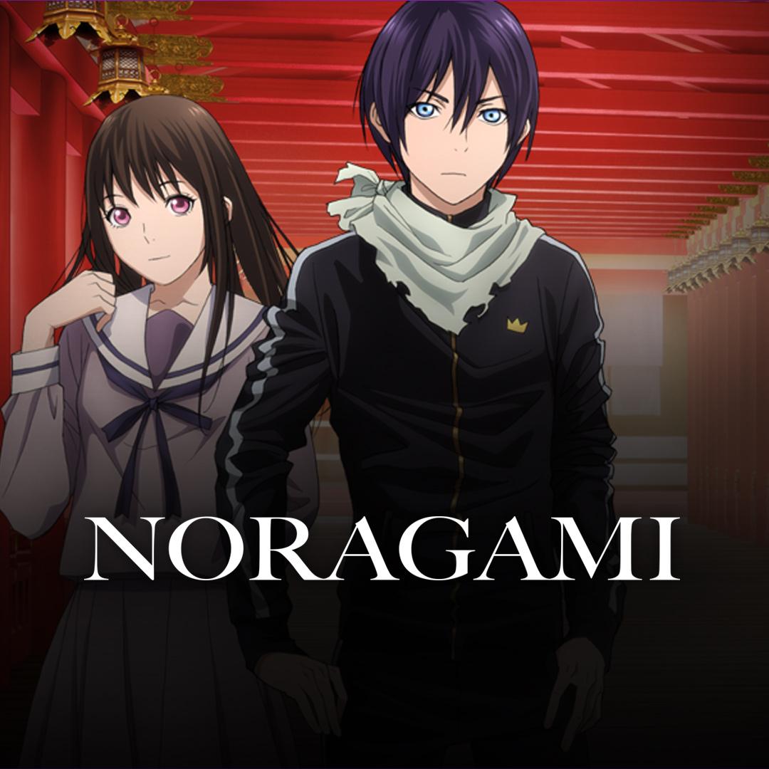 Watch noragami episodes sub dub action adventure comedy drama fantasy anime funimation