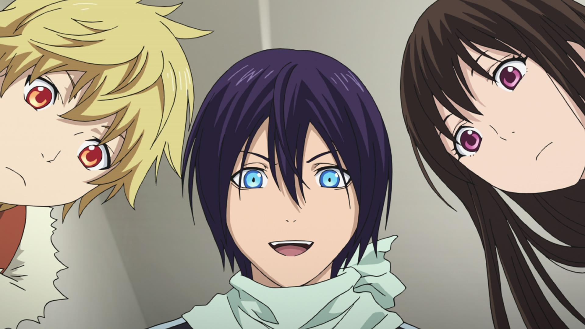 noragami season 2
