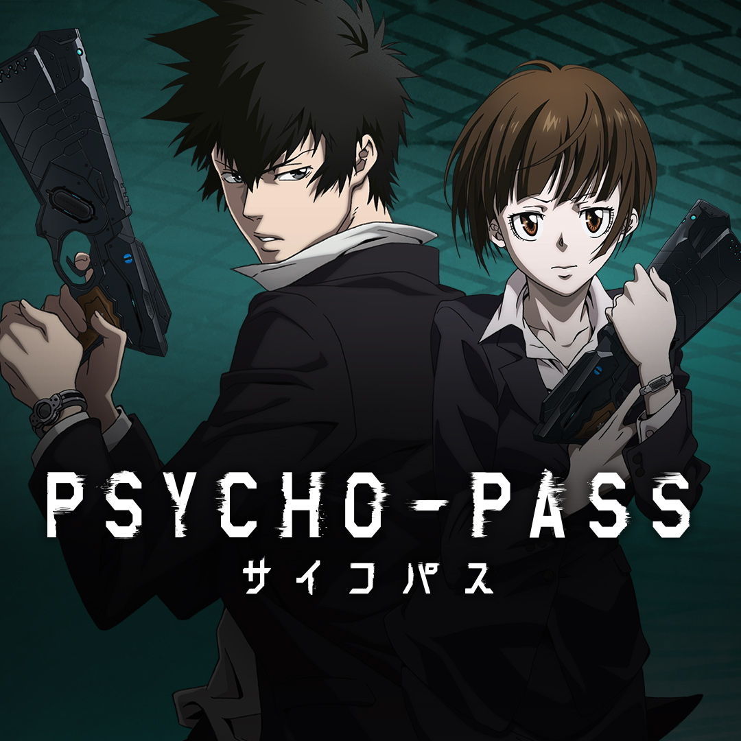 Watch Psycho Pass Episodes Sub Dub Drama Sci Fi Anime Funimation