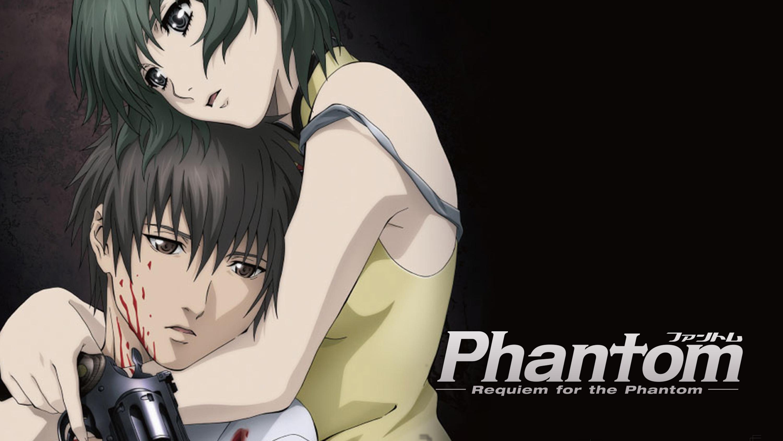 Kết quả hình ảnh cho Phantom: Requiem for the Phantom anime