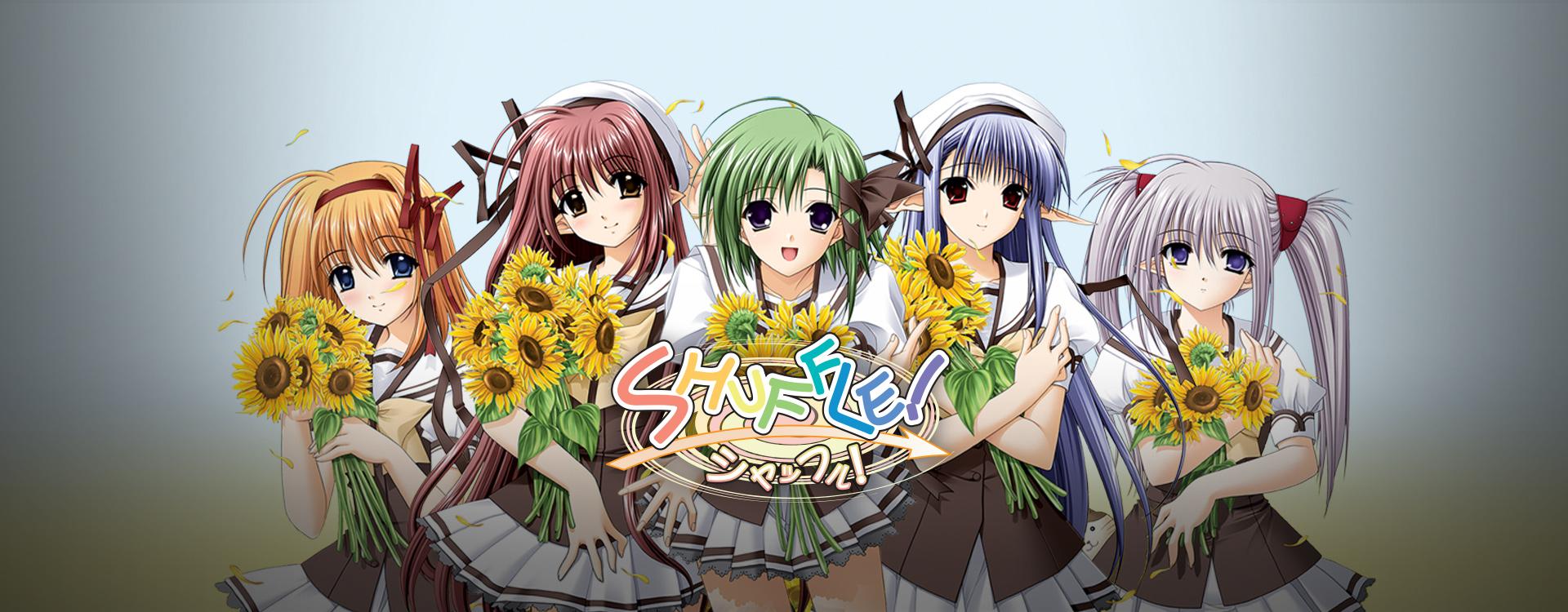 Watch Shuffle! Season 1 Episode 6 Anime Uncut on Funimation