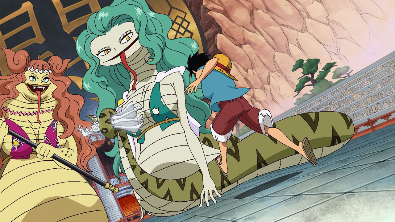 Watch One Piece Season 7 Episode 413 Anime Uncut On Funimation