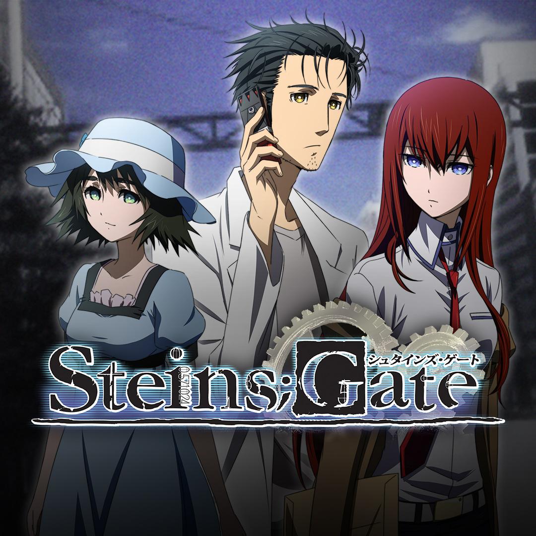 stream watch steins gate episodes online sub dub