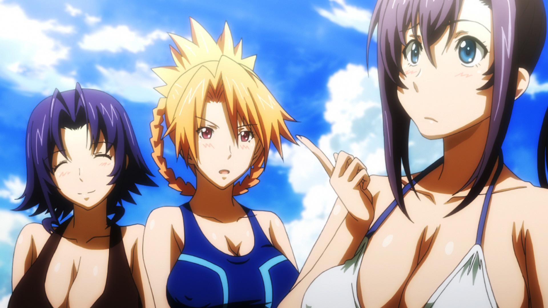 Octopus Decor Watch Maken Ki Season 1 Episode 13 Anime On Funimation