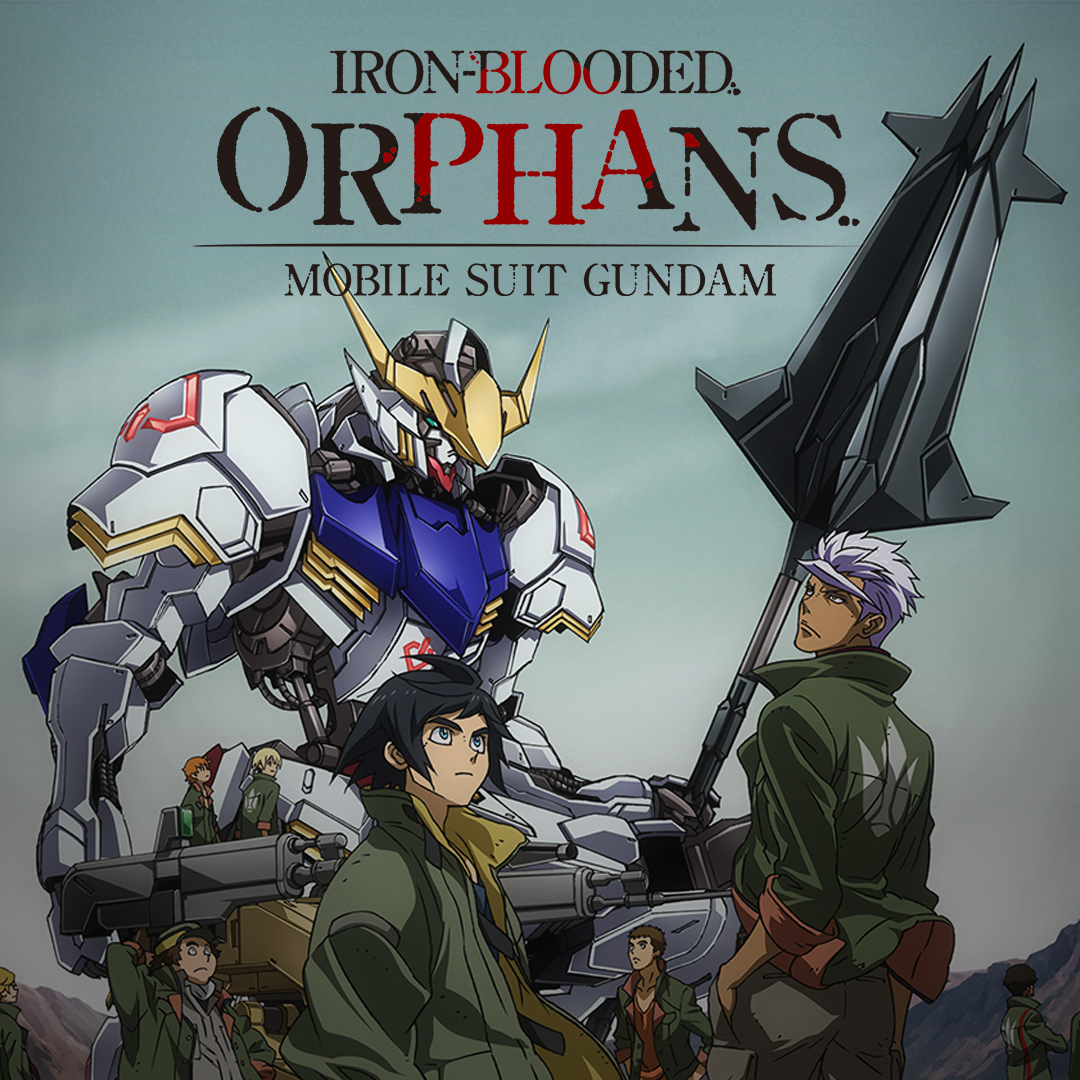 mobile suit gundam: iron-blooded orphans dub