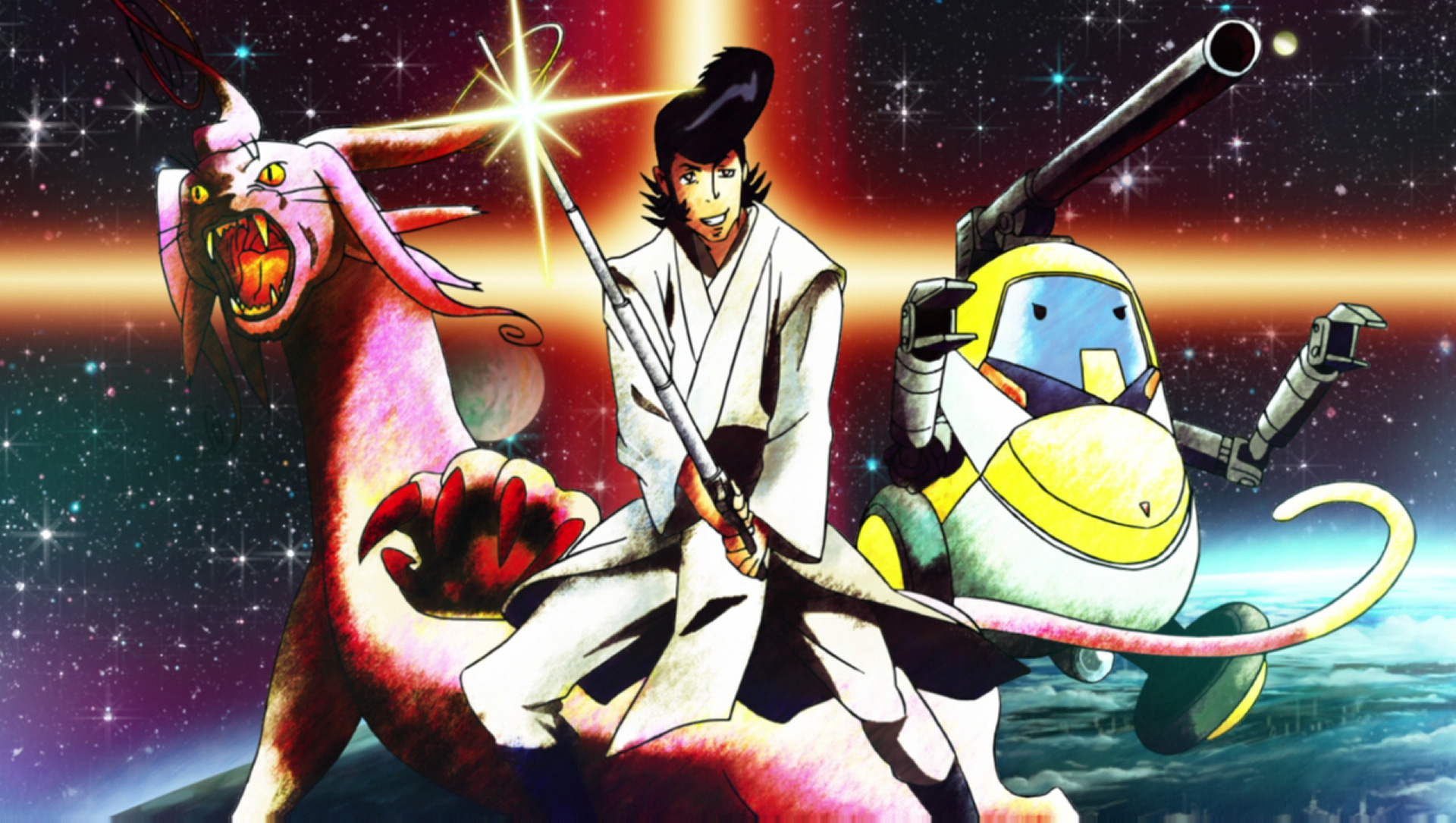 watch space dandy season 2 episode 14 anime uncut on funimation