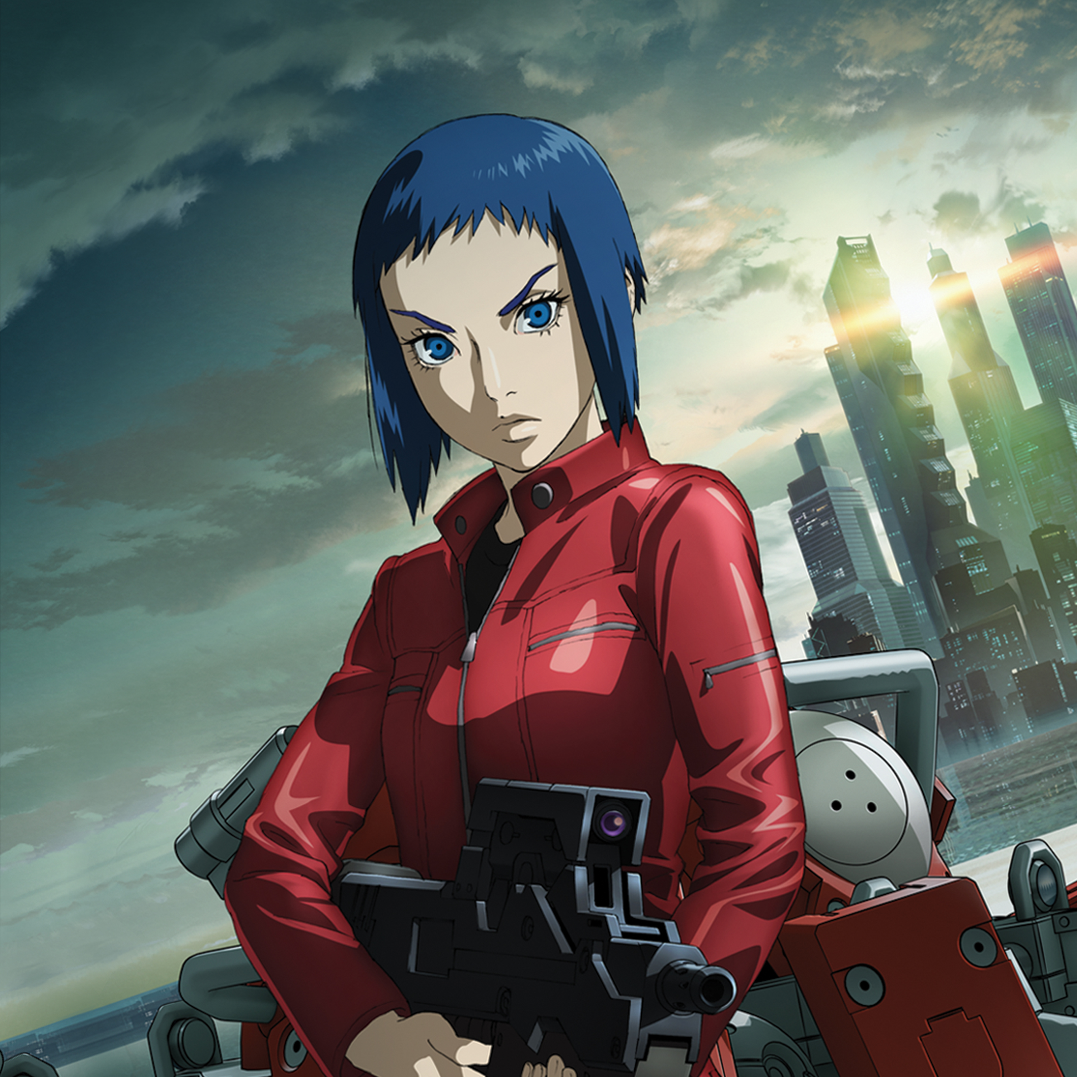 Watch ghost in the shell arise online