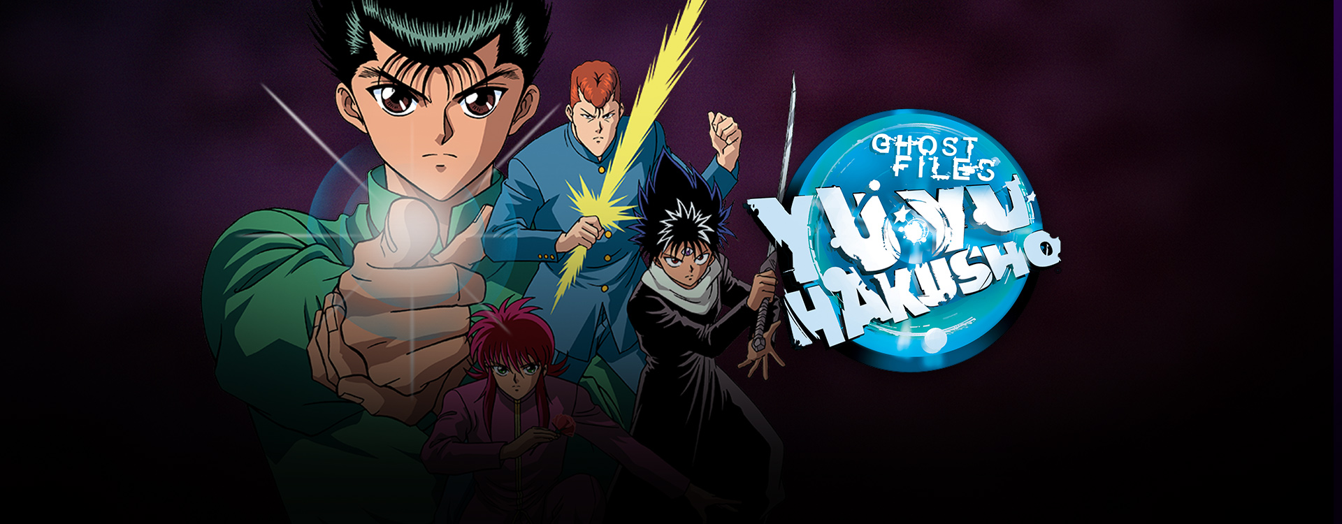 Stream Watch Yu Yu Hakusho Episodes Online
