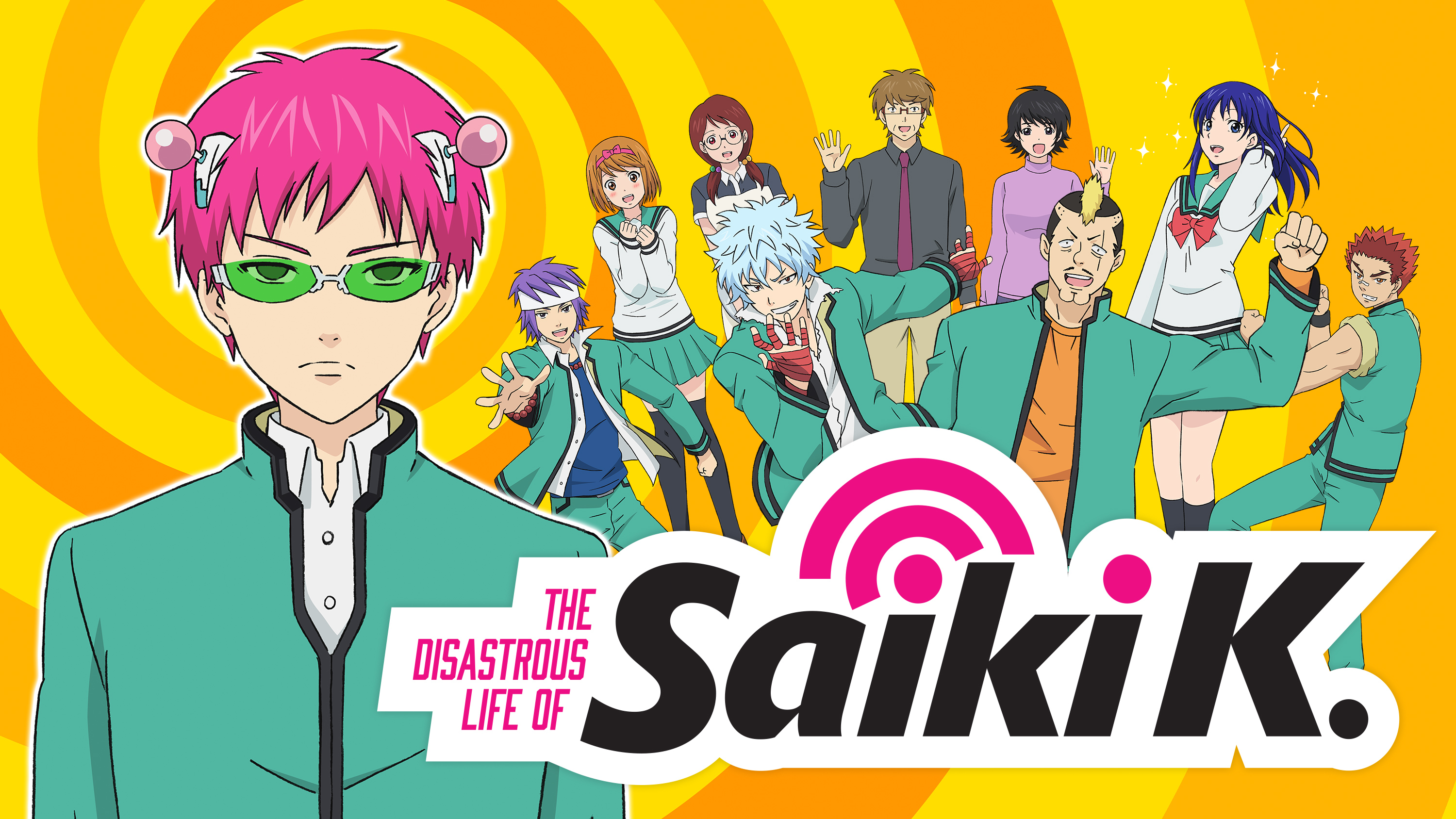 The disastrous life of saiki k season 2 shiggy jr and psychic lover provide new op and ed - The disastrous life of saiki k season 2 episode 1 ...