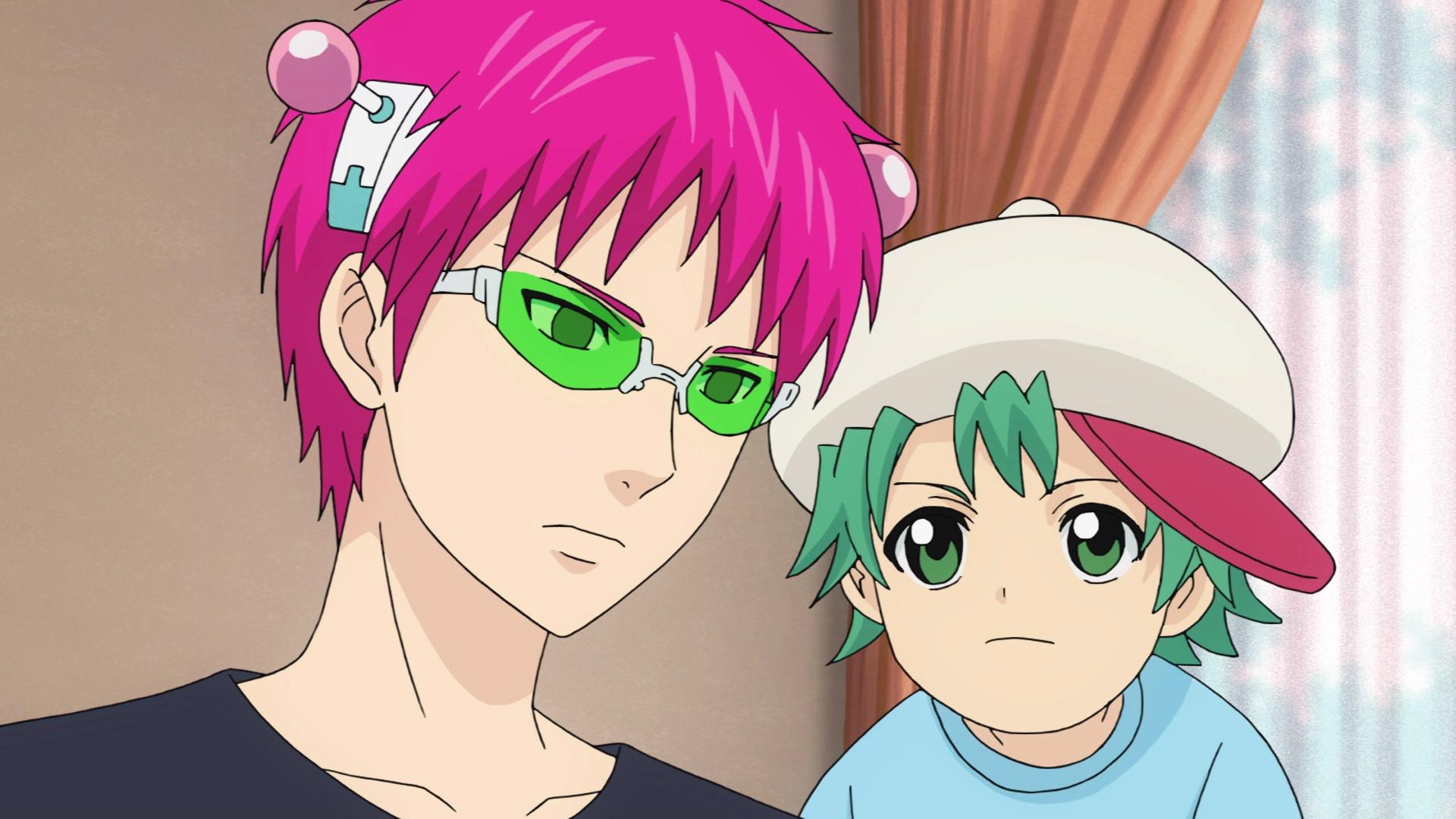 Watch the disastrous life of saiki k season 1 episode 11 anime on funimation - The disastrous life of saiki k season 2 episode 1 ...