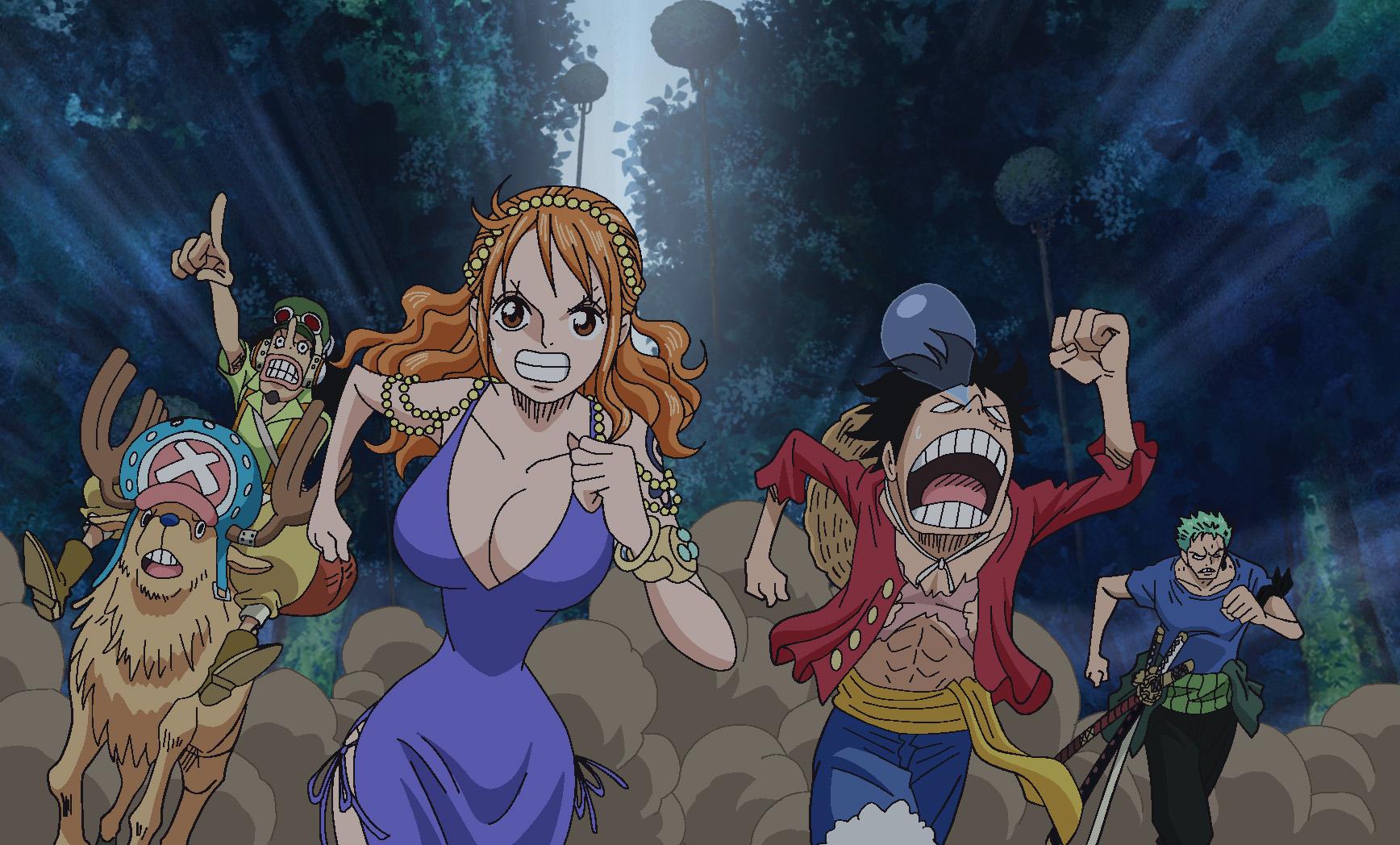 Watch One Piece Season 13 Episode 767 Anime on Funimation