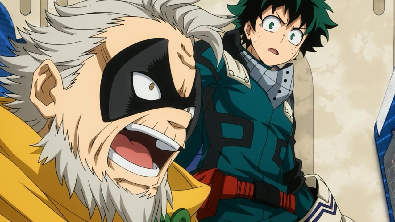 Watch My Hero Academia Season 2 Episode 28 Anime On Funimation