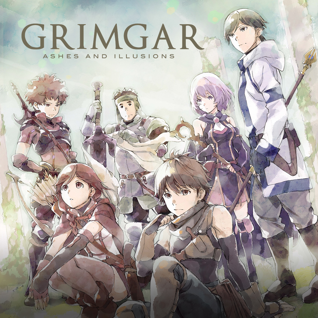 Image result for grimgar poster
