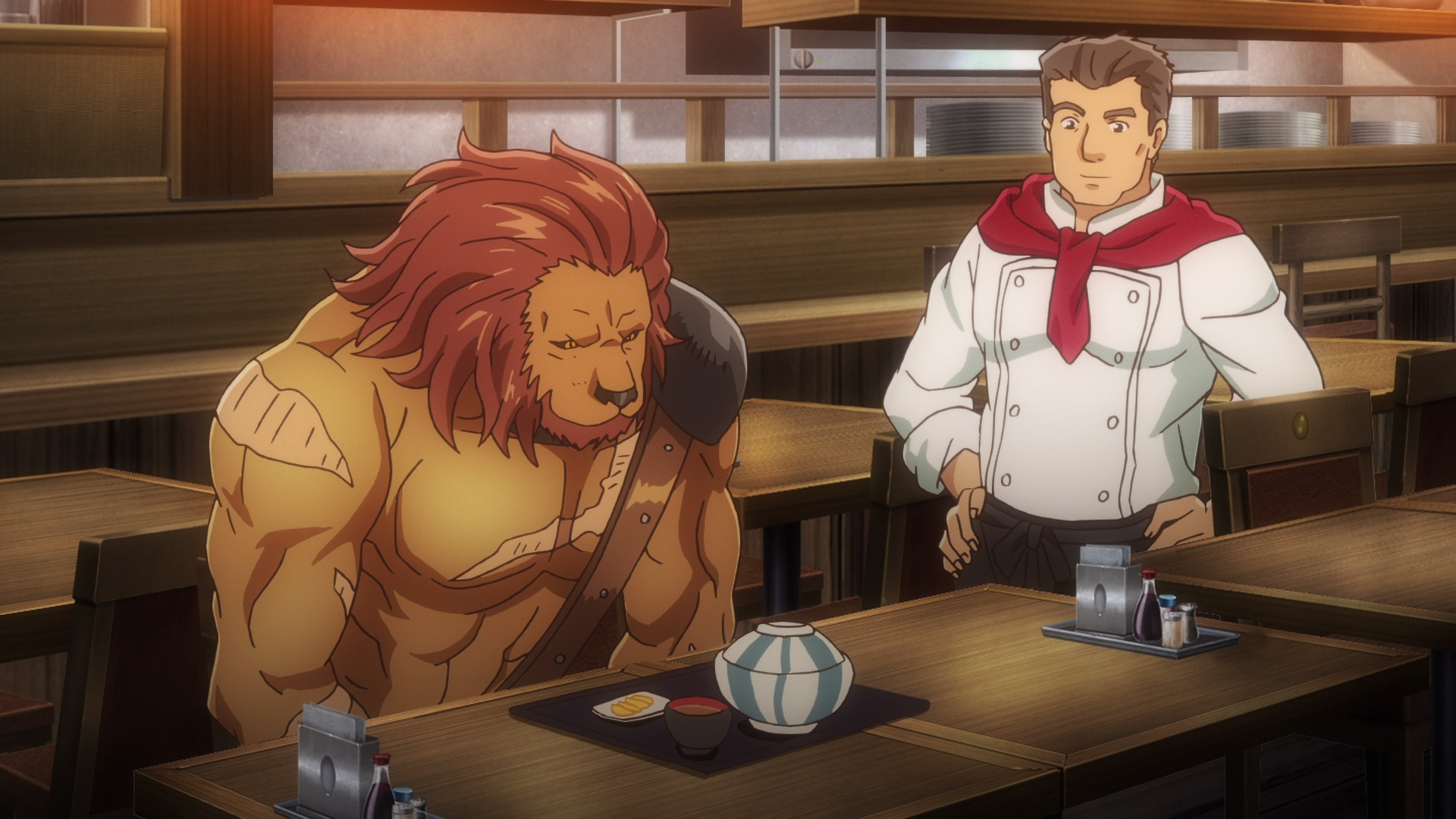 Restaurant to Another World - Anime Preview - All Your