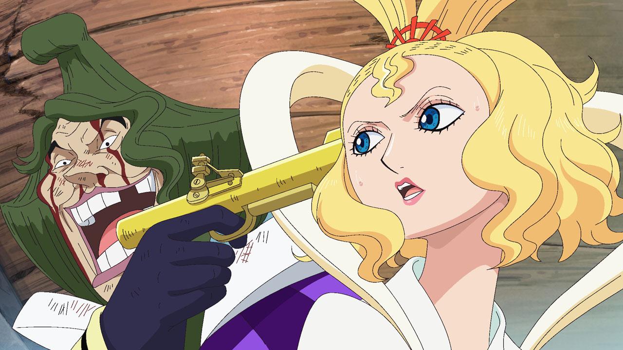 Watch One Piece Season 9 Episode 545 Anime on Funimation