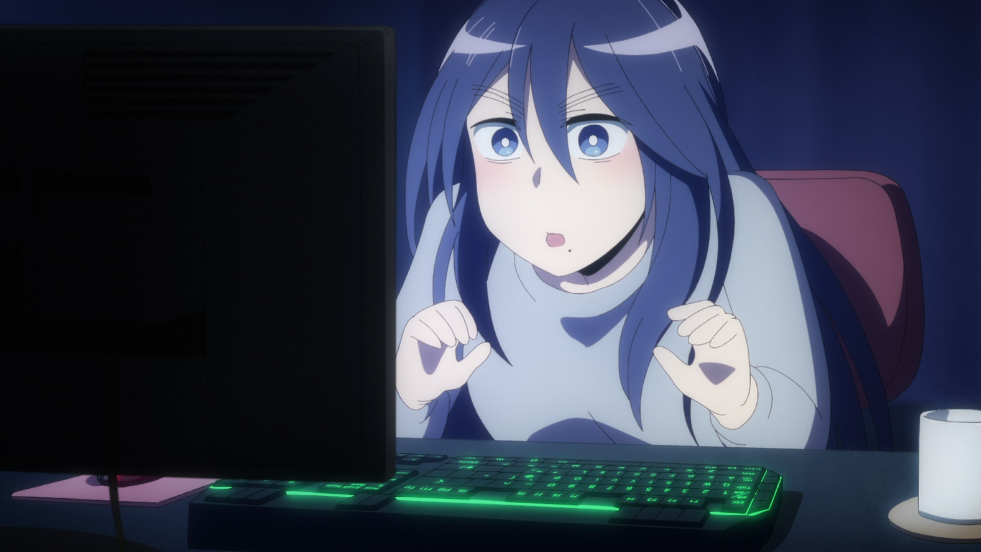 Watch Recovery Of An Mmo Junkie Season 1 Episode 2 Anime