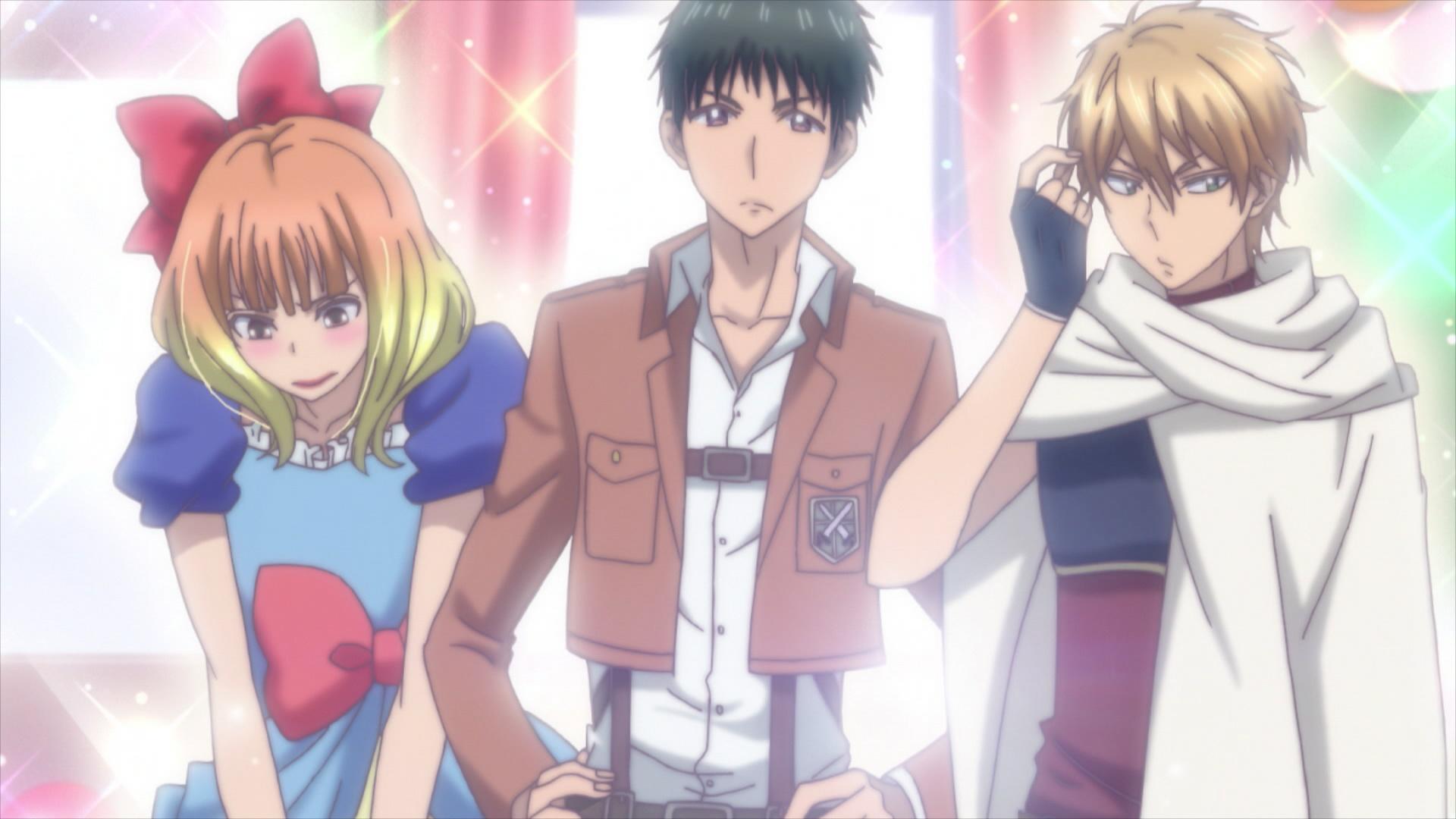 Watch Kiss Him Not Me Season 1 Episode 3 Dub Anime