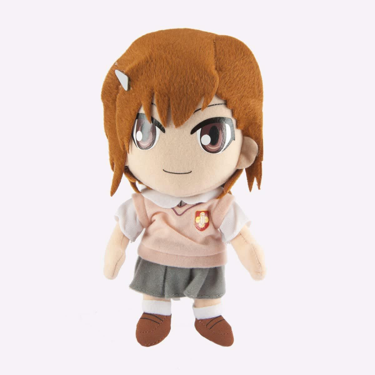 """Mikoto Misaka Plush 8"""" toys-games"""