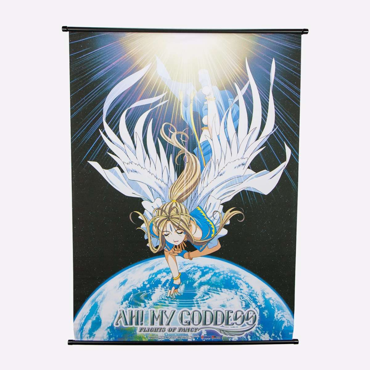 Belldandy Wall Scroll home-decor