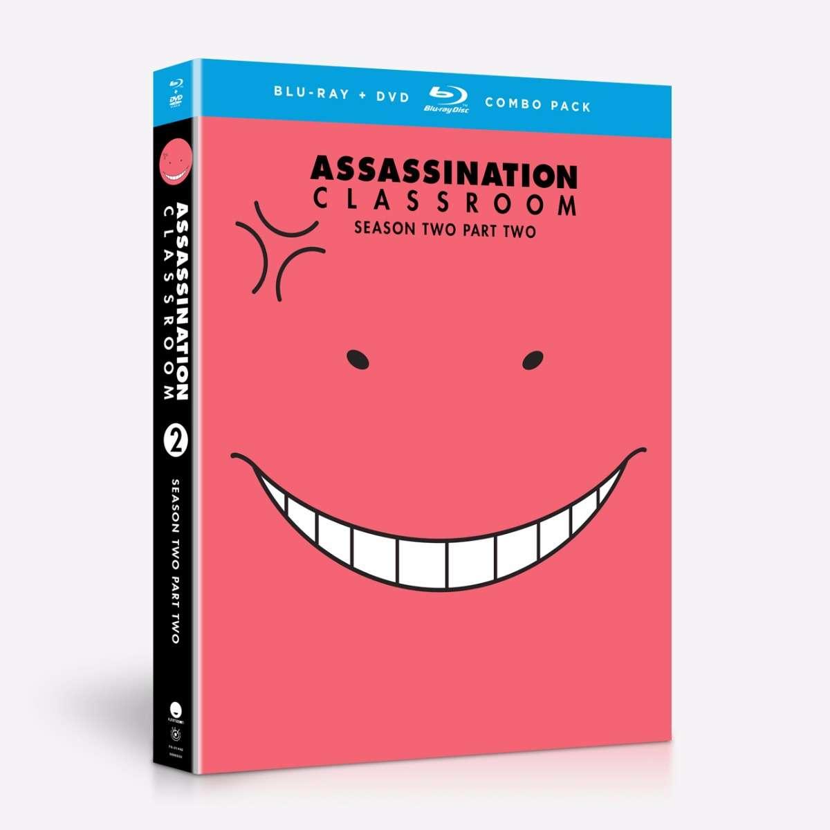 Season Two Part Two - BD/DVD Combo home-video