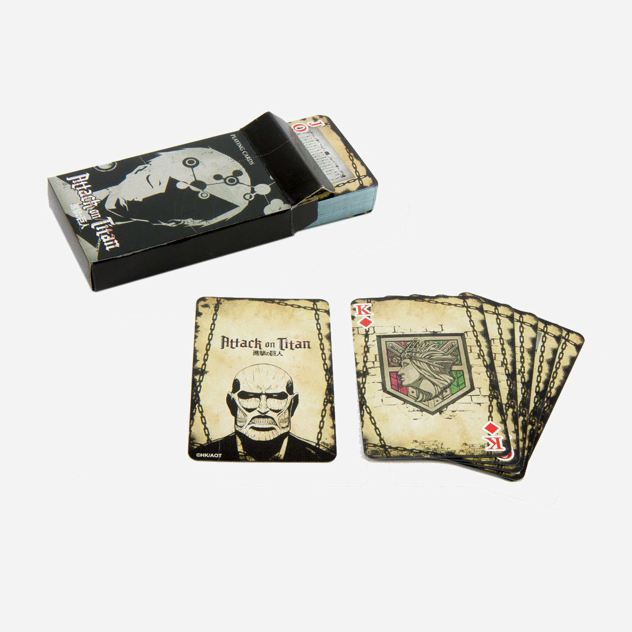 Eye Catch Artwork Group Playing Cards toys-games