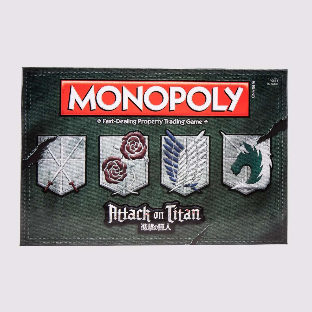 Monopoly toys-games