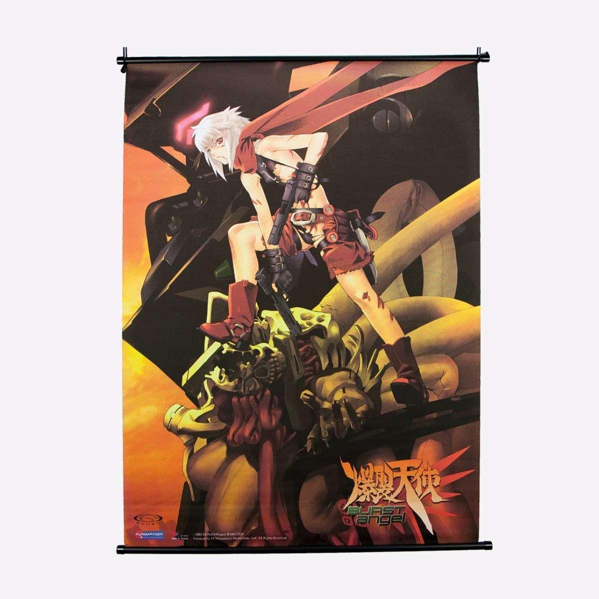 Jango in Back Wall Scroll home-decor