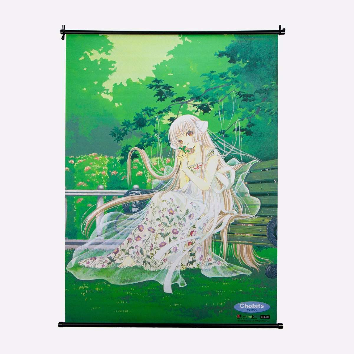 Chobits Wall Scroll Home & Décor