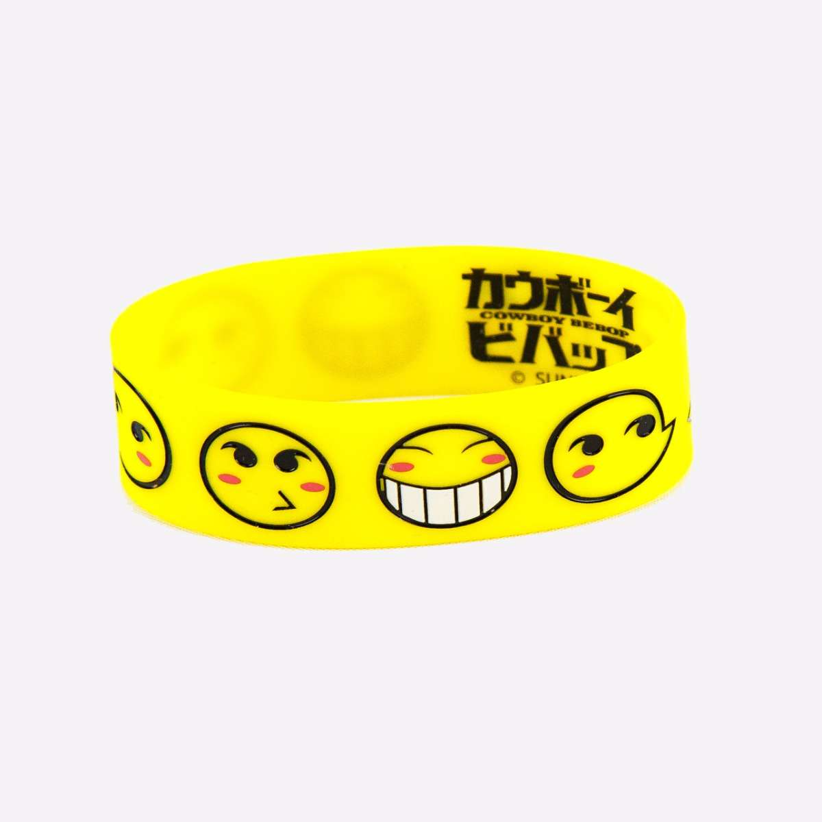 Ed Smiley PVC Wristband accessories