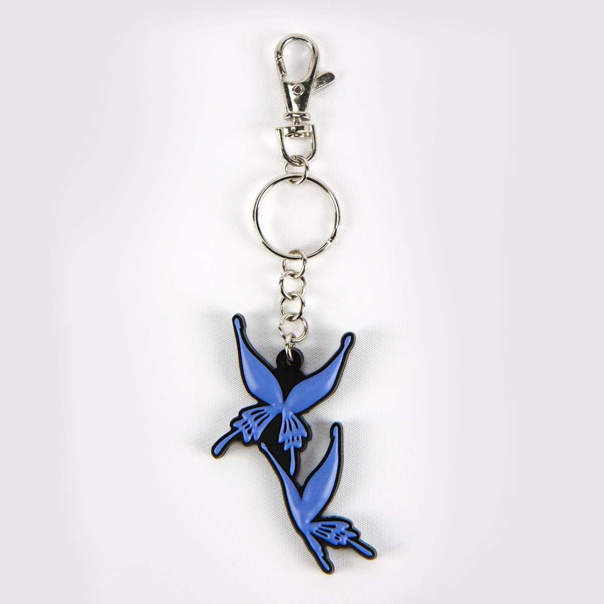 Tiki's Butterflies Keychain accessories