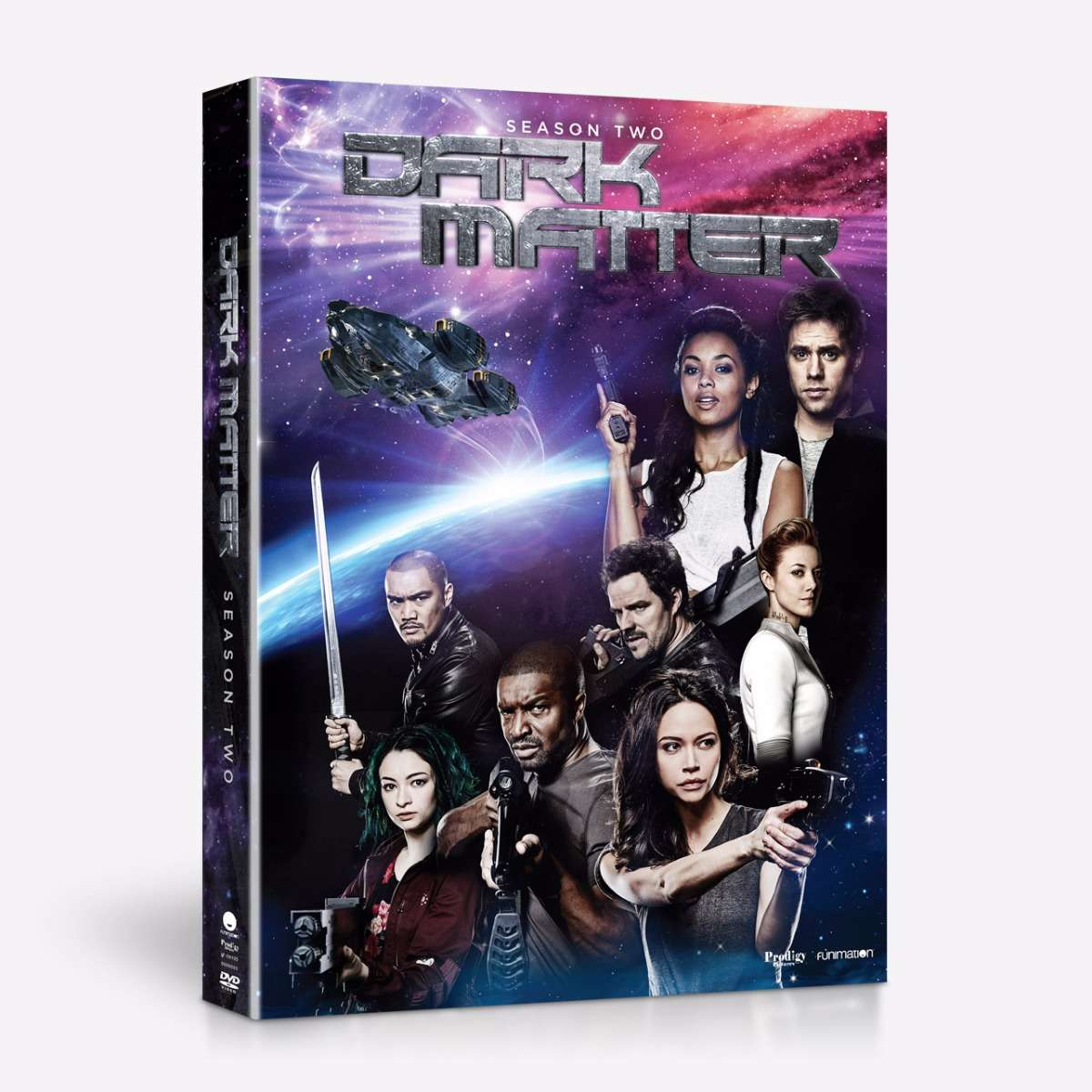 Season Two - DVD home-video