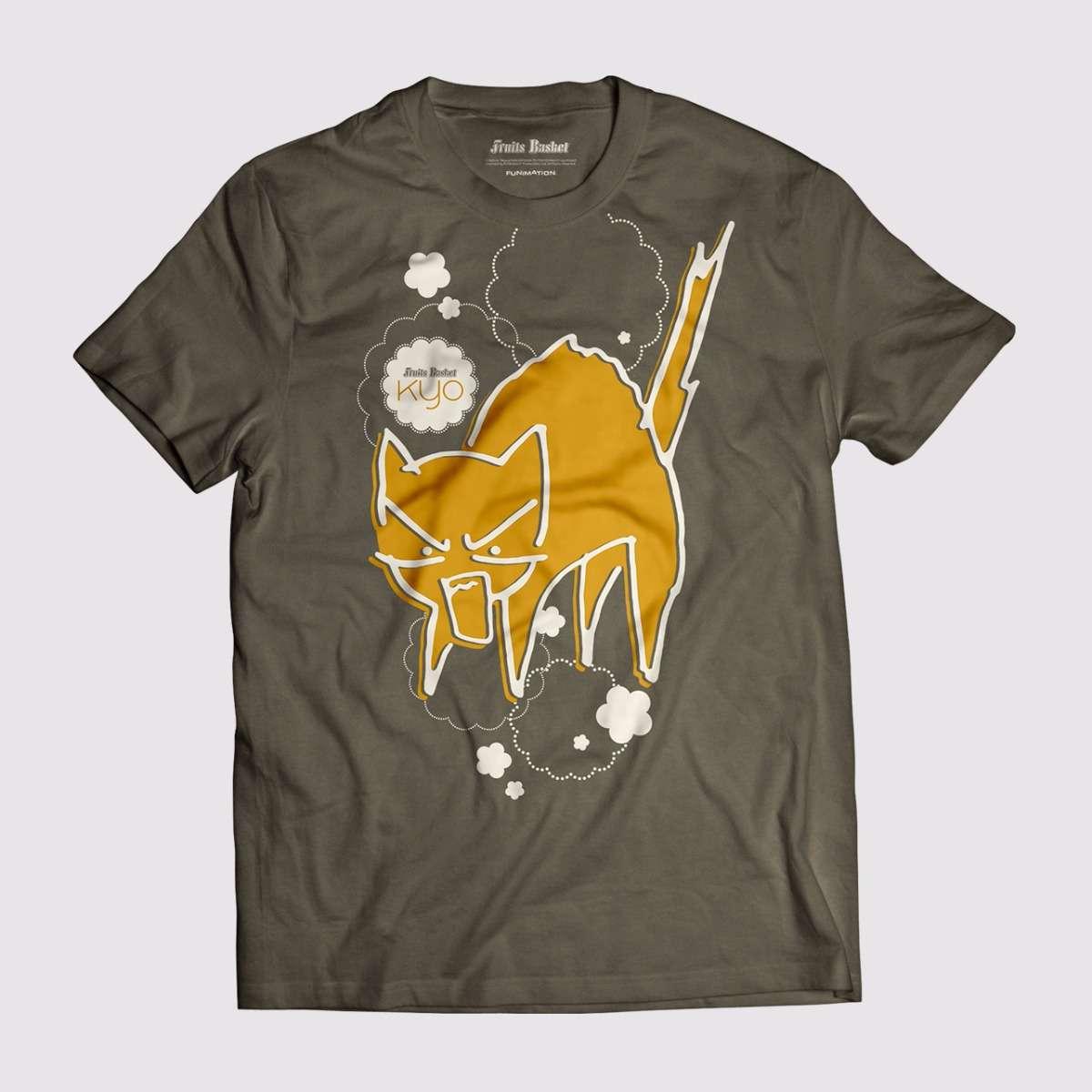 T-shirt - Brown apparel