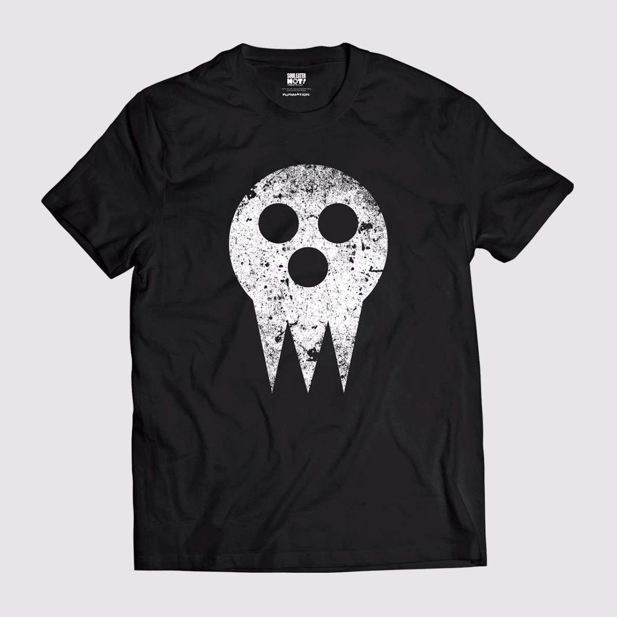 T-shirt Black apparel