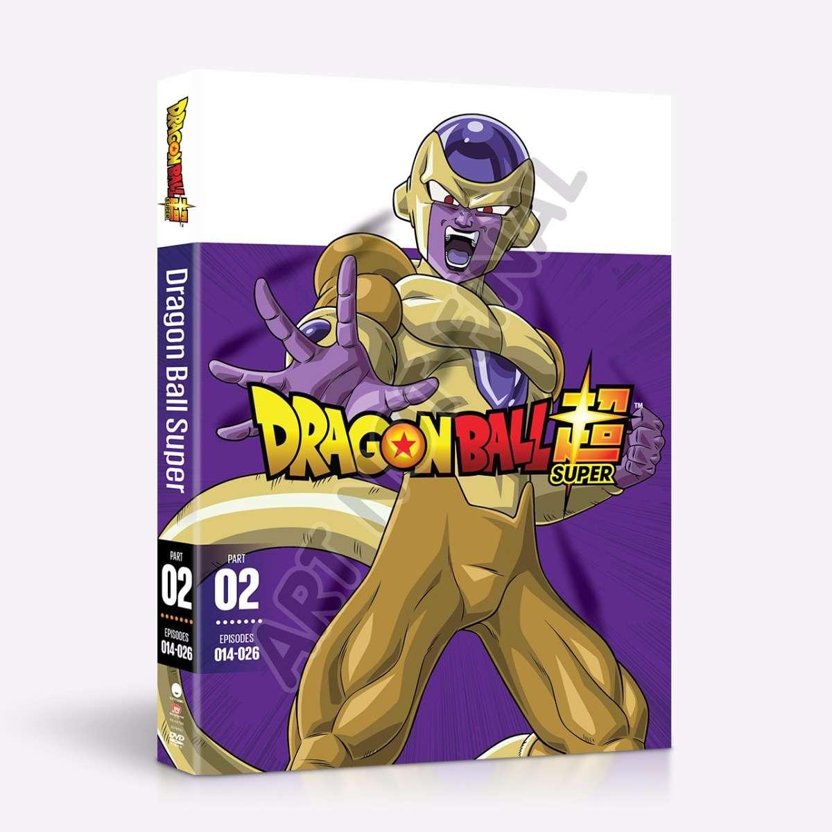 Part Two - DVD blu-ray-dvd