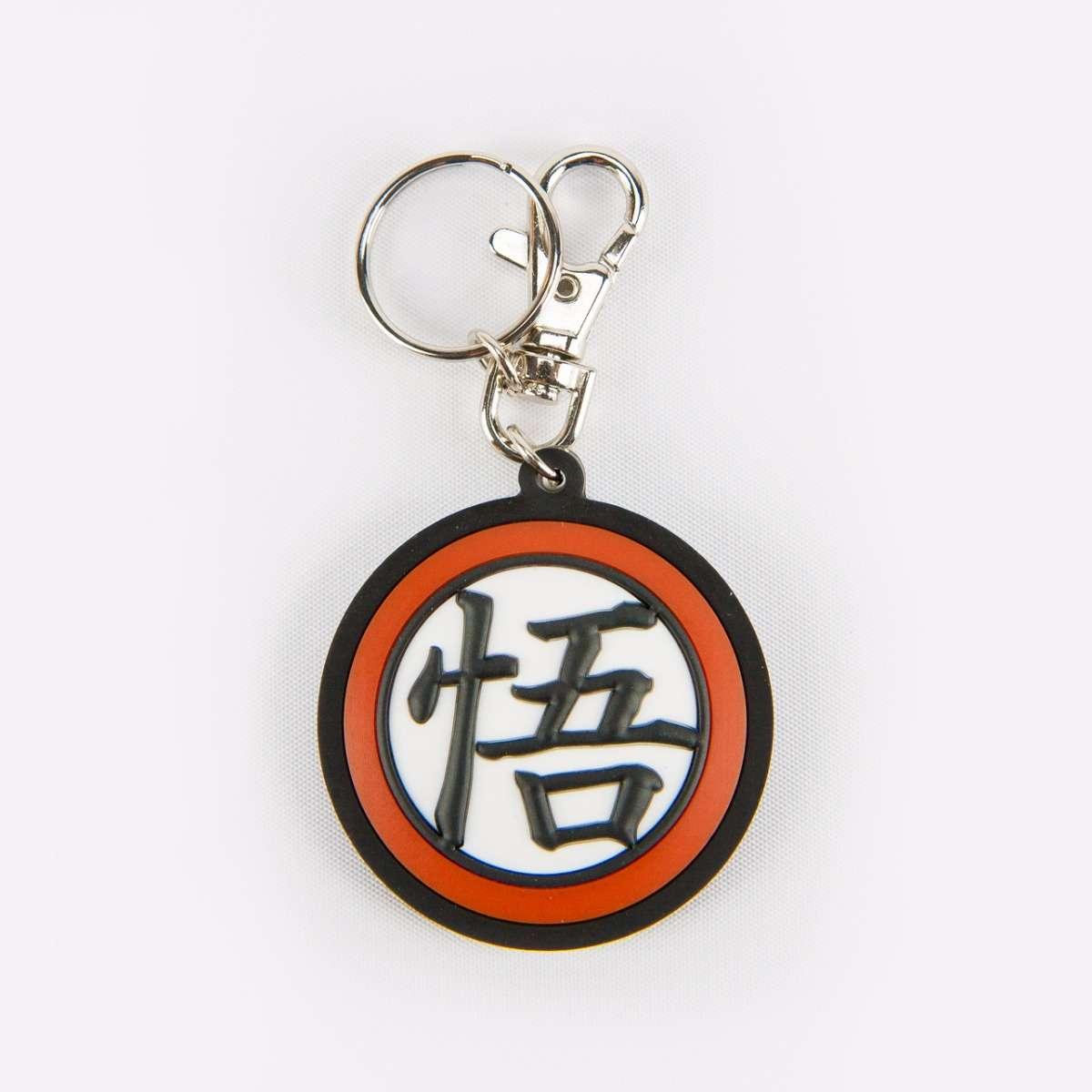 Goku Symbol Keychain accessories