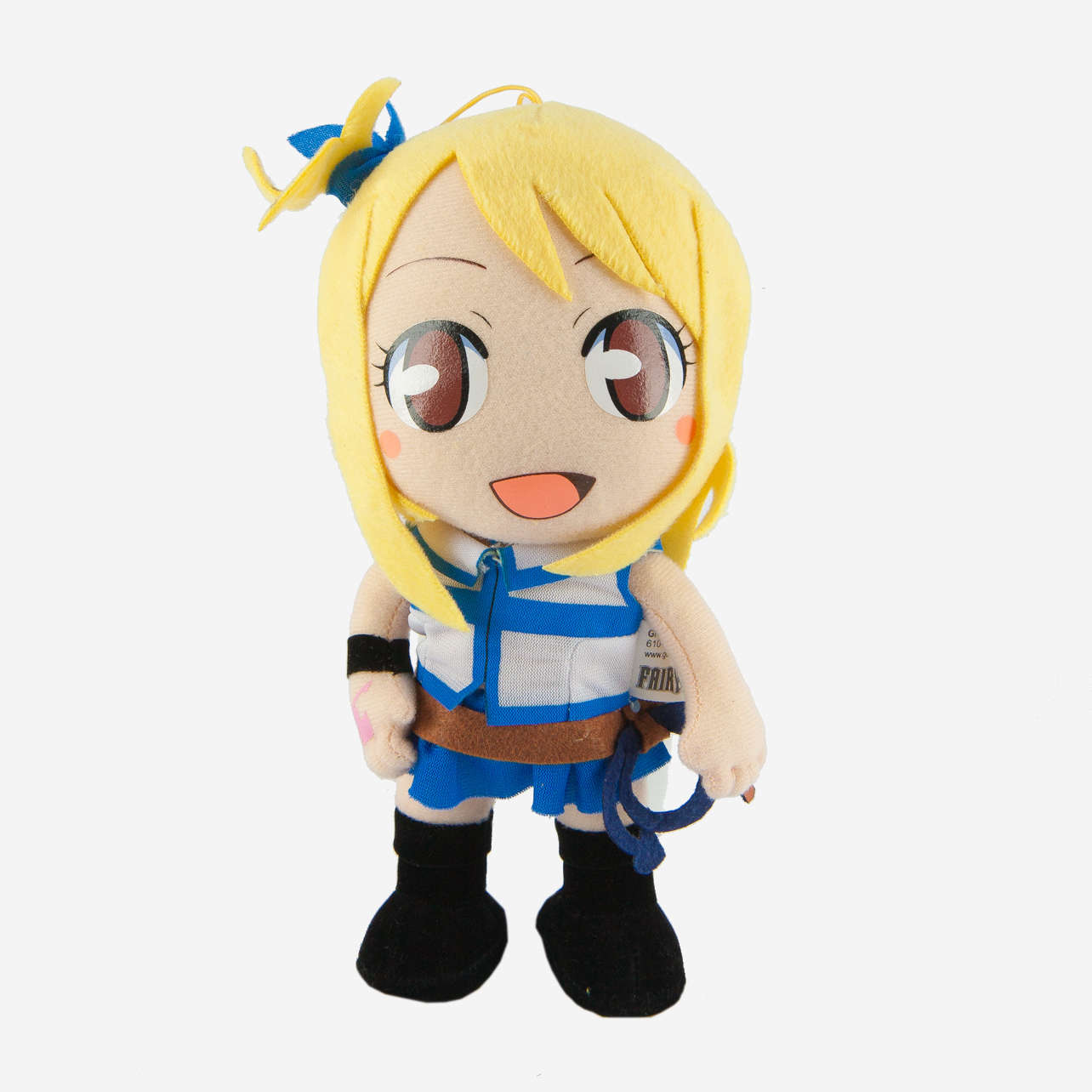 Lucy Plush Toys & Games