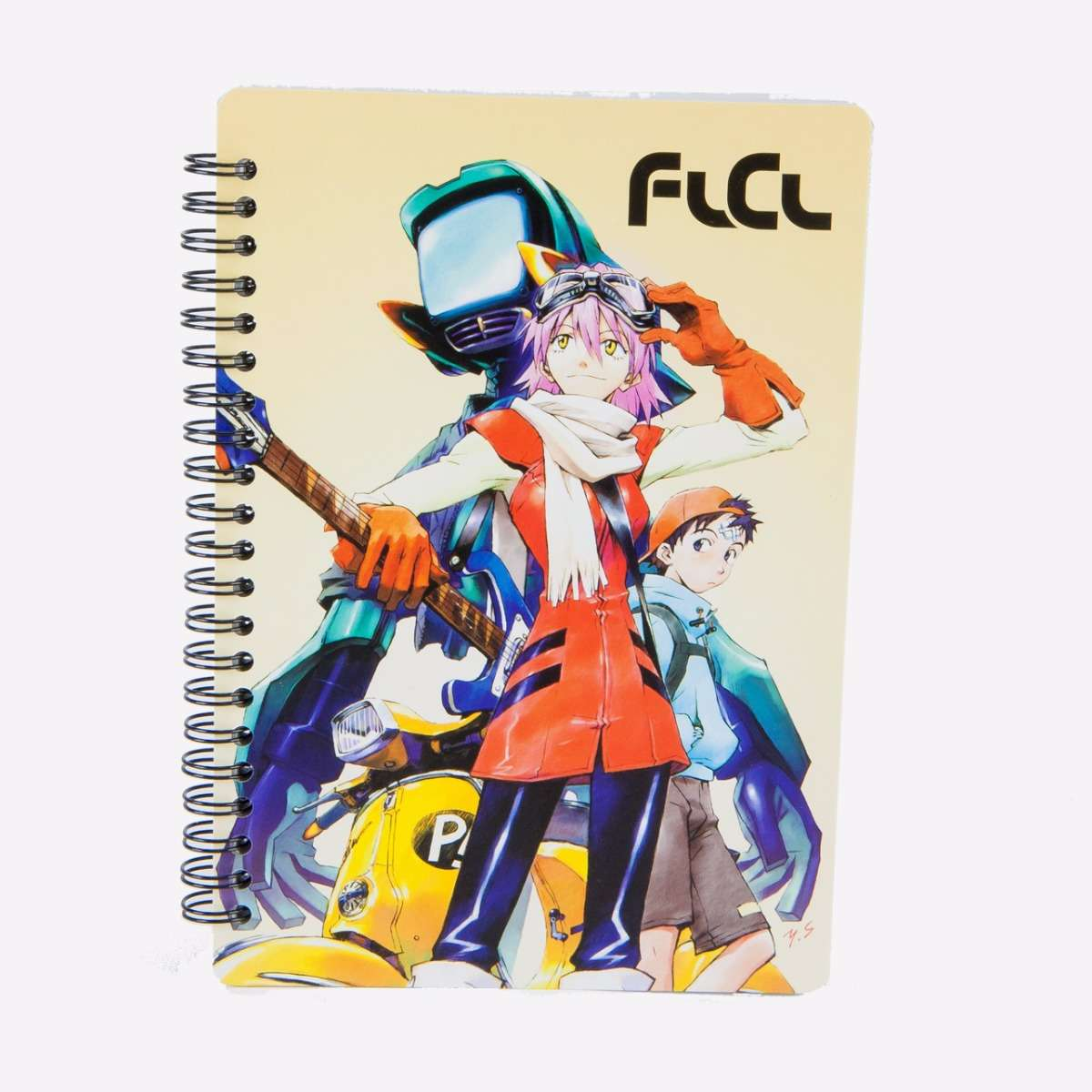 Crew Notebook home-decor