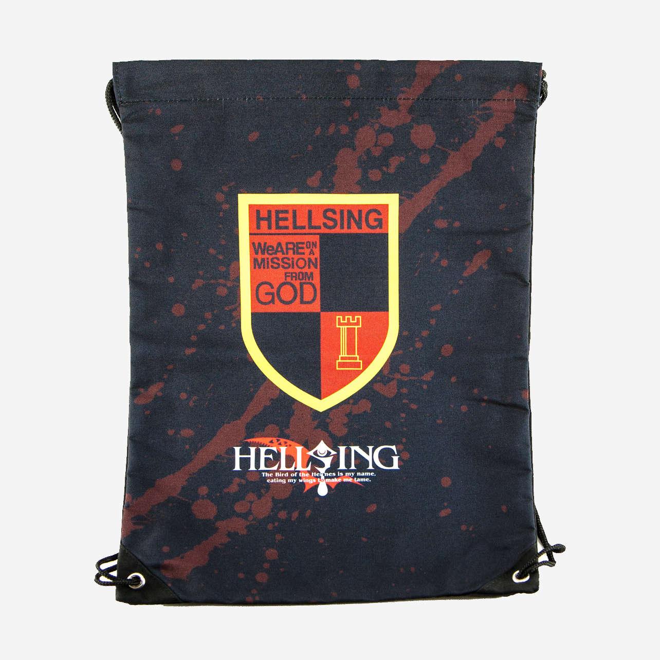 Emblem Drawstring Bag accessories