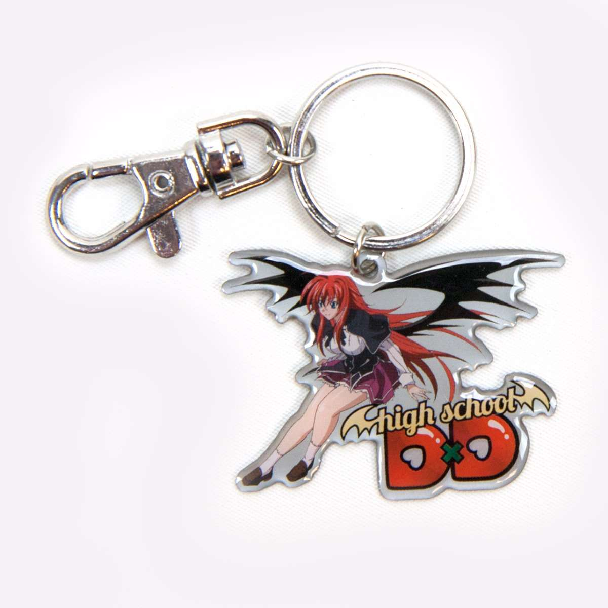 Rias Metal Keychain Accessories