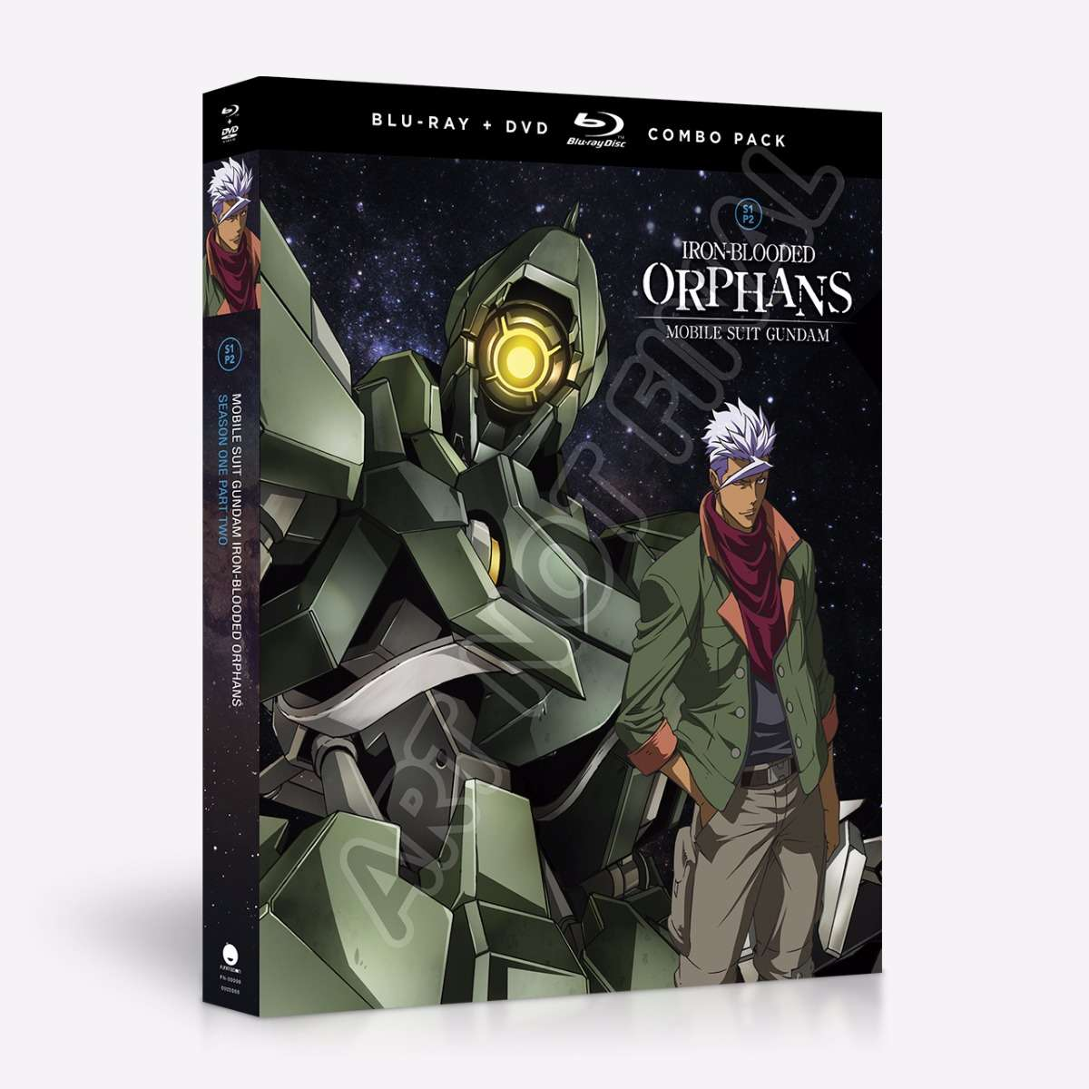 Season One Part Two - BD/DVD Combo Home Video