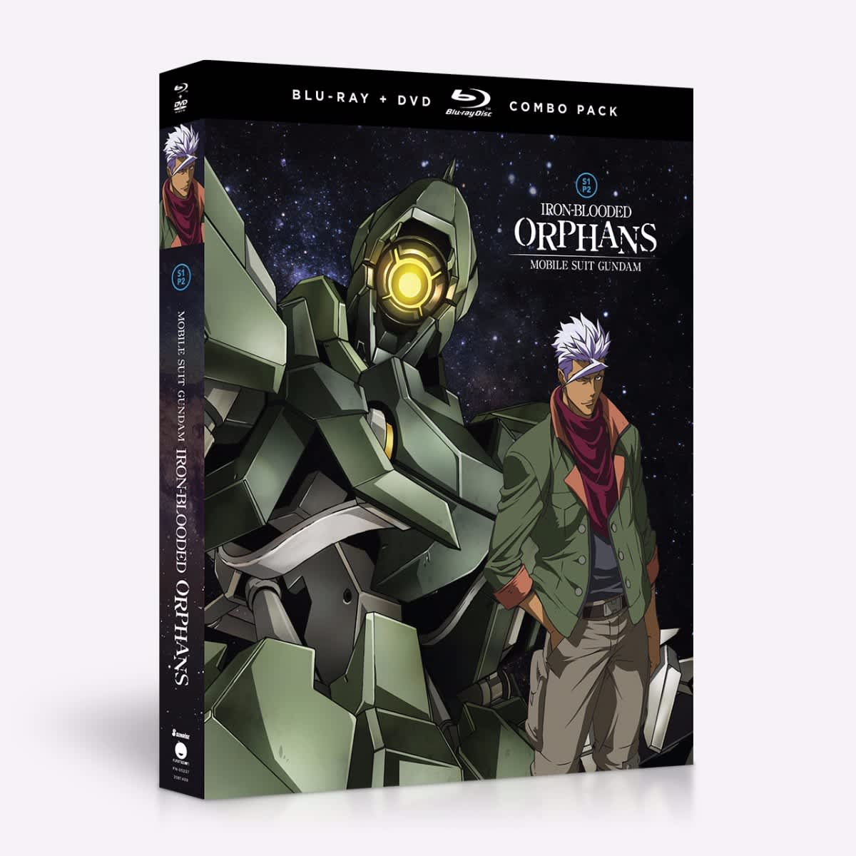 Season One Part Two - BD/DVD Combo home-video