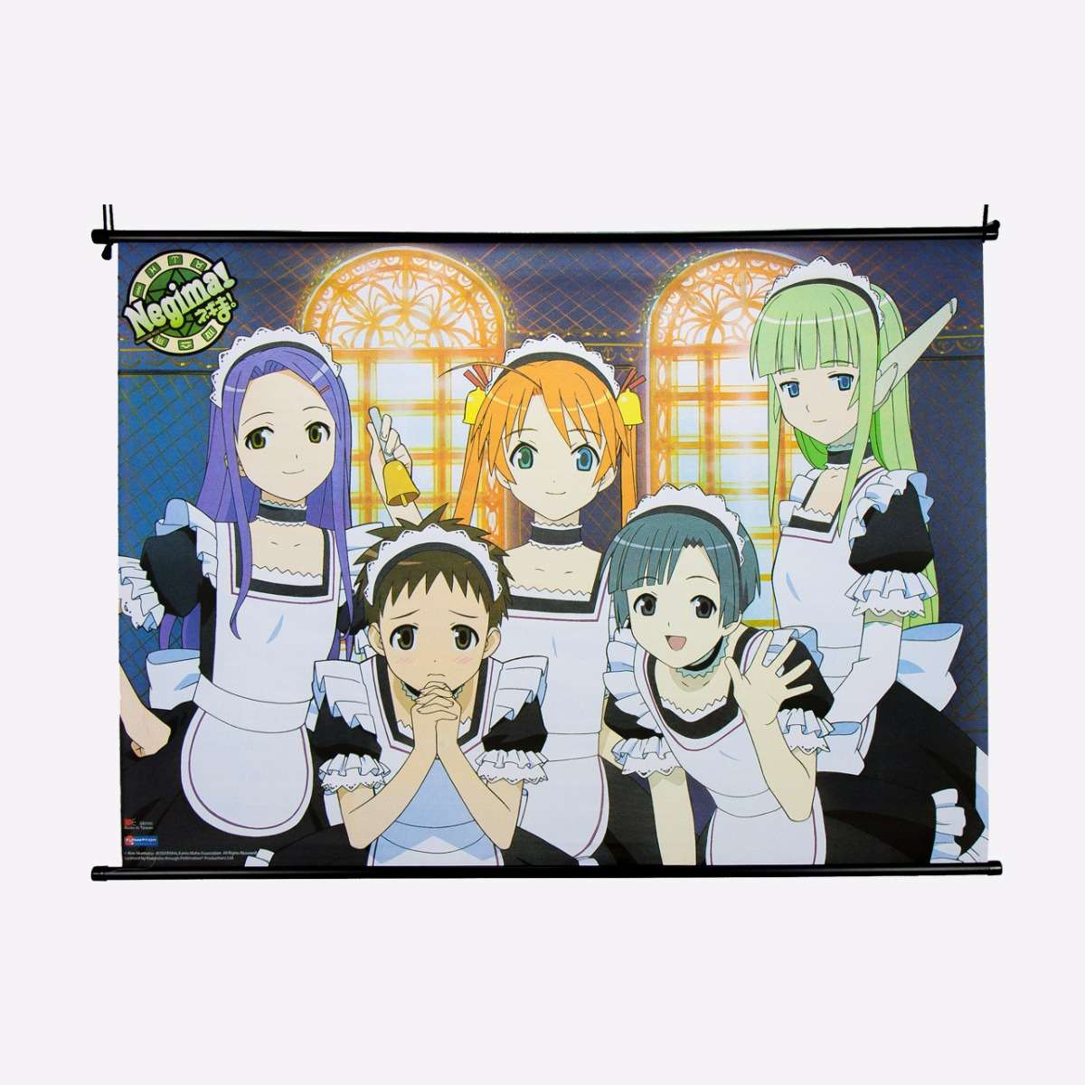 French Maid Outfit Wall Scroll home-decor