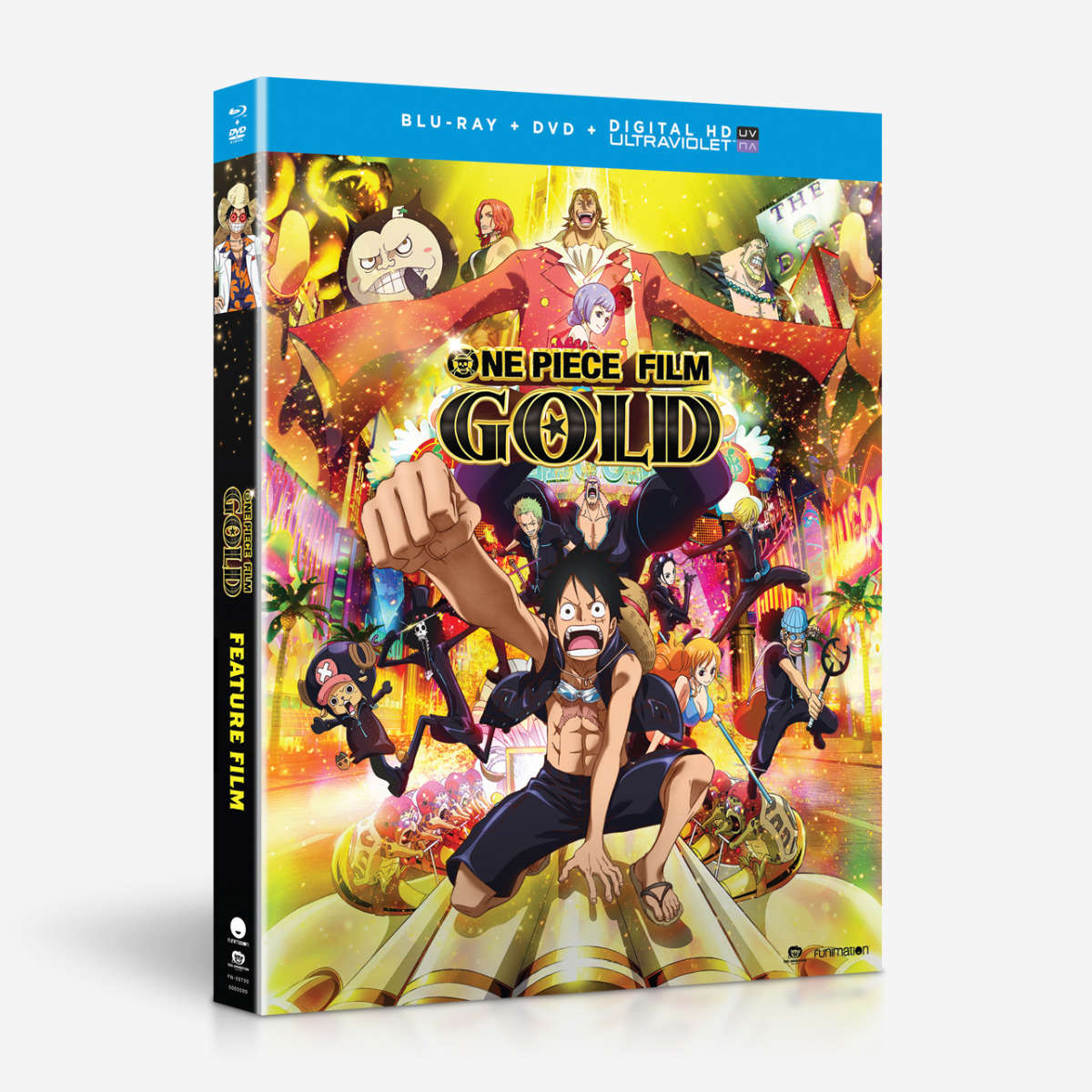Film: Gold - Movie - BD/DVD Combo + UV home-video